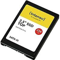 Intenso 3812440 interne SSD-harde schijf 256 GB Top Performance, zwart