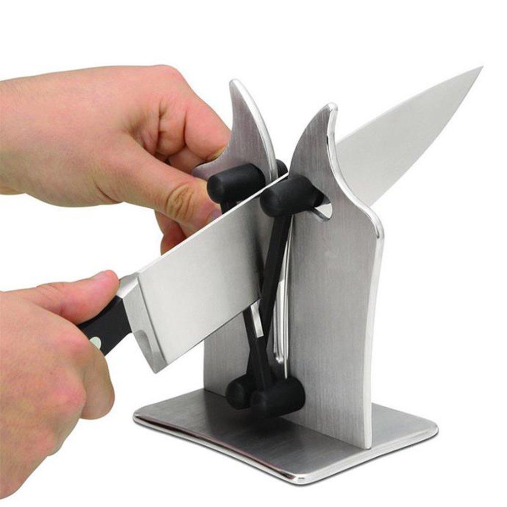 Afilador de cuchillos de cocina, herramienta profesional de ...