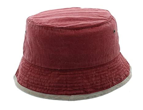 Image Unavailable. Image not available for. Color  Boonie Hat- Vintage Red 3ae8a291089d