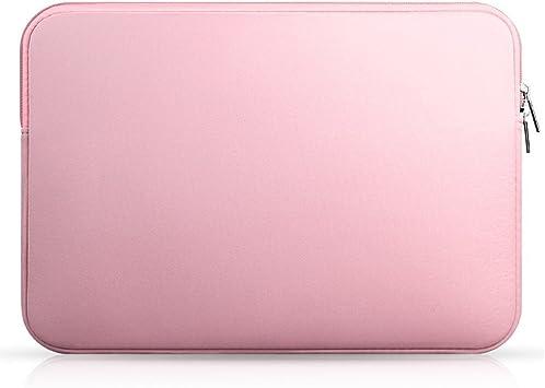 LEORX Bolsa Funda funda caja mango ordenador portátil para MacBook ...