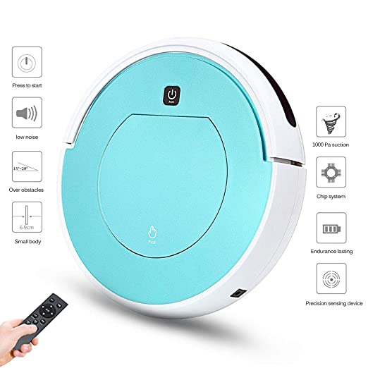 TLgf Aspirador robótico, Aspirador Inteligente automático para el ...