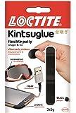 Loctite 2239183 Kintsuglue Flexible Putty 3 x 5g, Black