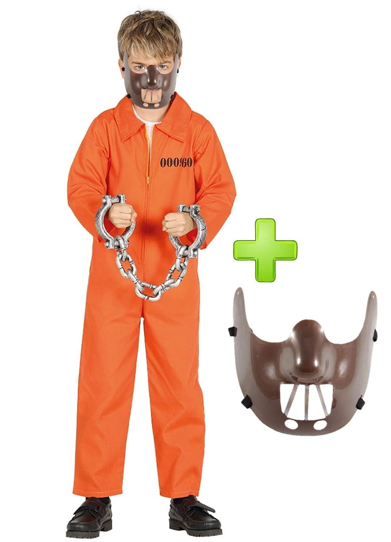 Disfraz de Psicopata Canibal (10-12)
