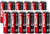 CF812 HILTI Door and Window Minimum Expanding Foam Sealant-12 Cans 227975