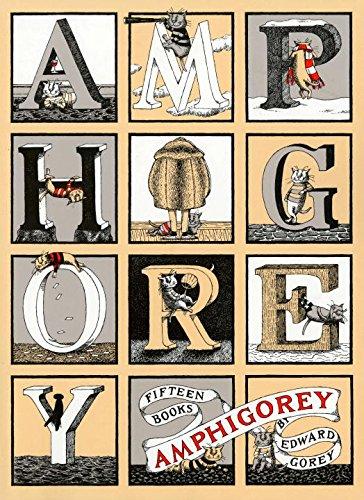 Amphigorey: Fifteen Books - Edwardian Goth