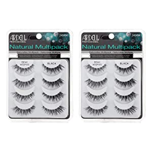 Ardell Pro Demi Wispies 4 Pairs x 2 Packs