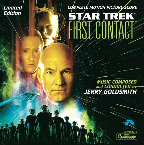 Contact Cd - Star Trek: First Contact (Complete Motion Picture Score)