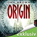 Origin (Robert Langdon 5) Audiobook by Dan Brown Narrated by Wolfgang Pampel
