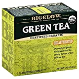 Bigelow Organic Green Decaf Tea 1.73 OZ(Pack of 1) Review