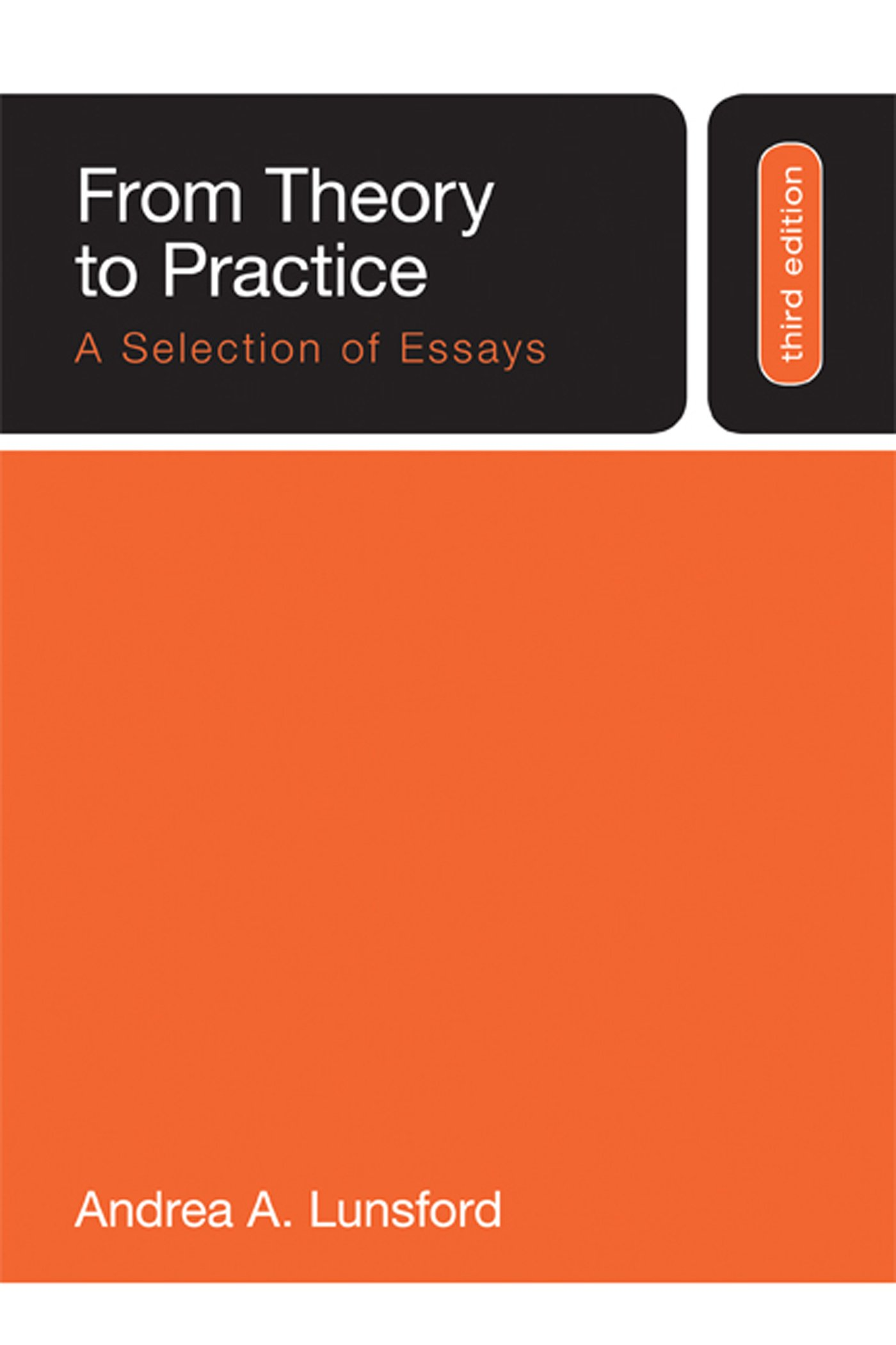 From Theory to Practice A Selection of Essays ebook
