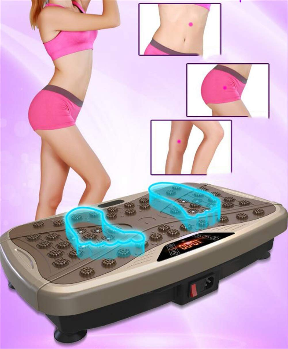 Rocket Plataforma Vibratoria,Crazy Fitness Exercise Machine ...