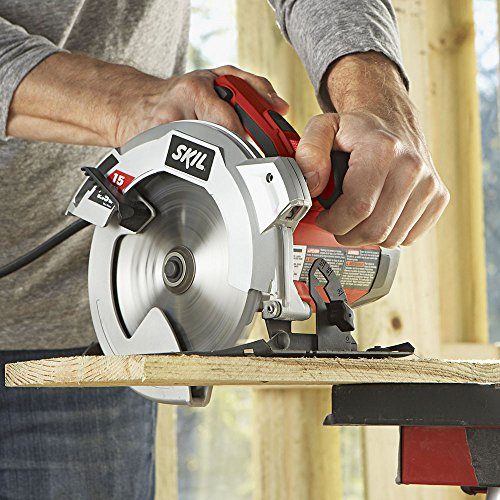 SKIL 5280-01 15-Amp 7-1/4-Inch Circular Saw with Single Beam Laser Guide by Skil (Image #2)