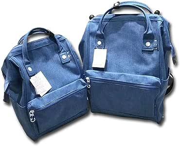 Bageek Women Backpack Multipurpose Shoulders Bag Travel Backpack Canvas Rucksack