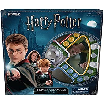 Amazon com: Harry Potter Hogwarts Battle A Cooperative Deck Building