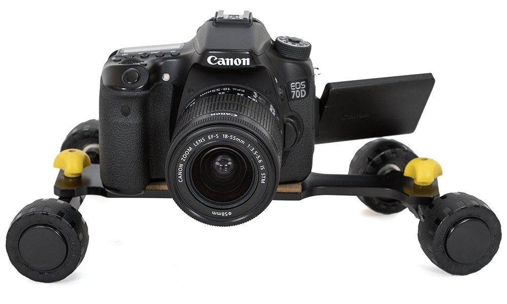 CamGear Camwheels la cámara de vídeo Dolly: Amazon.es: Electrónica
