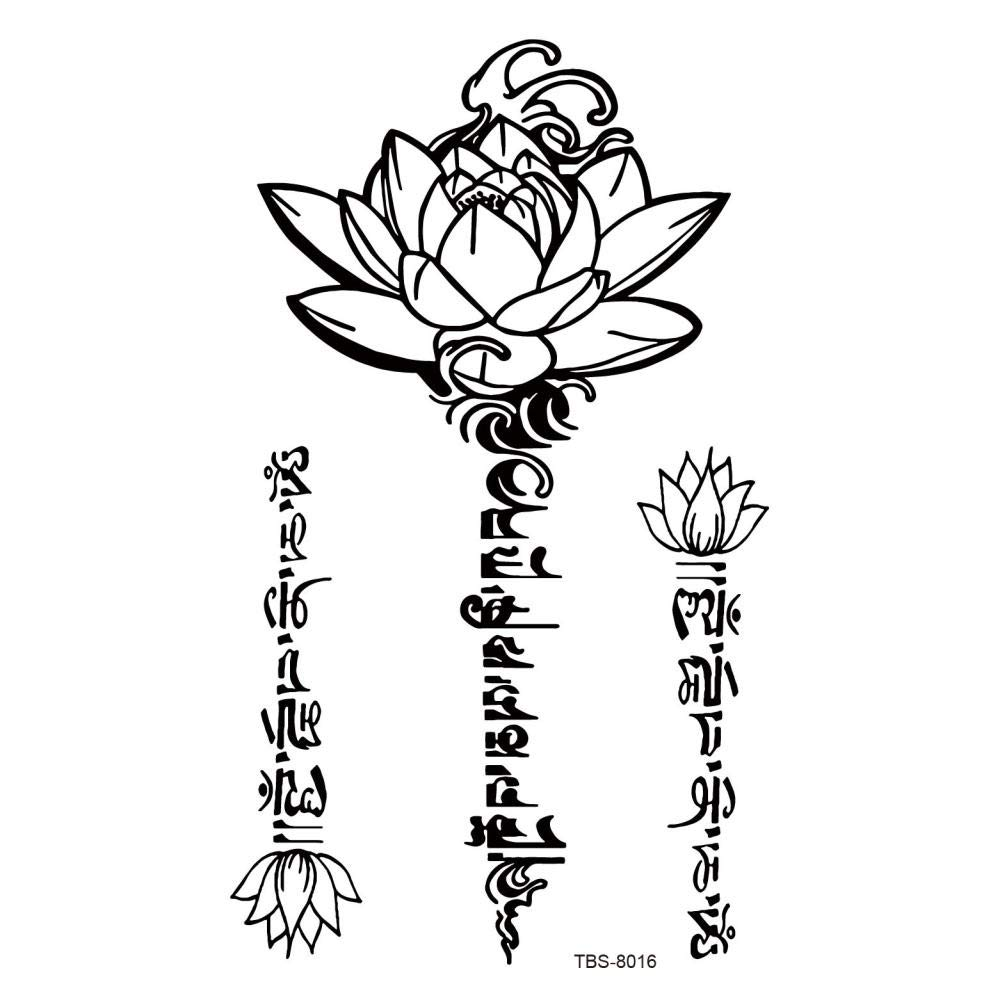Tatuajes falsos, tatuajes temporales, tatuajes temporales ...