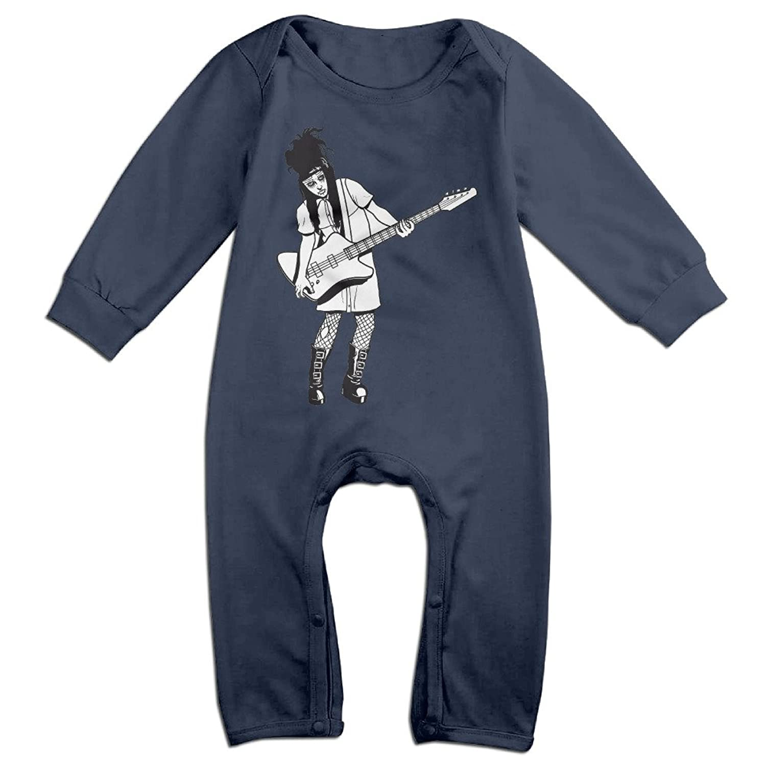 Amazon American Rock Band Marilyn Manson Baby esie Romper