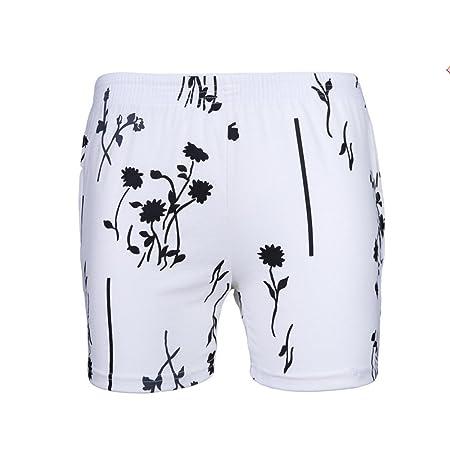 Shorts de Playa para Hombre Pantalones Cortos Deportivos de Verano ...