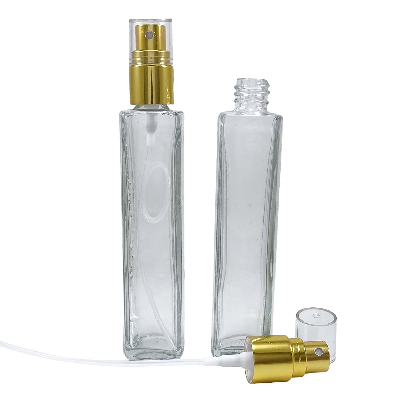 Aromatherapy Ml Clear Glass Bottles Uk