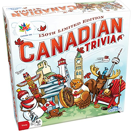 Canadian Trivia, 150th Limited Edition