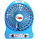 Maxxlite High Speed Mini Portable Rechargeable Fan - Assorted