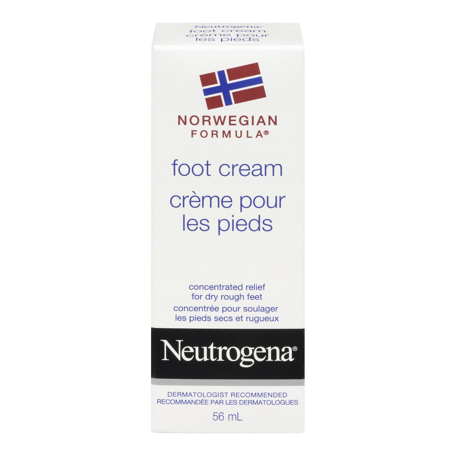 Neutrogena Norwegian Formula Foot Cream, 56ml