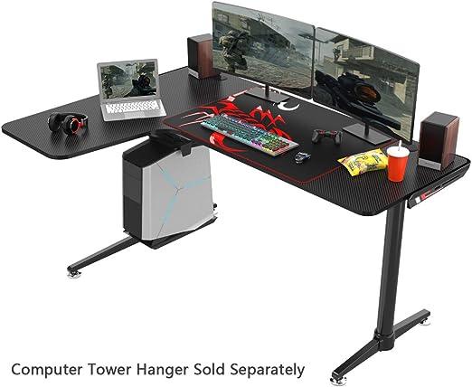 EUREKA ERGONOMIC L60 Gaming Desk 60\