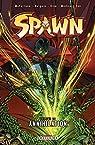 Spawn, tome 14 : Annihilation par Holguin