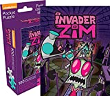 Invader Zim 100pc Pocket Puzzle