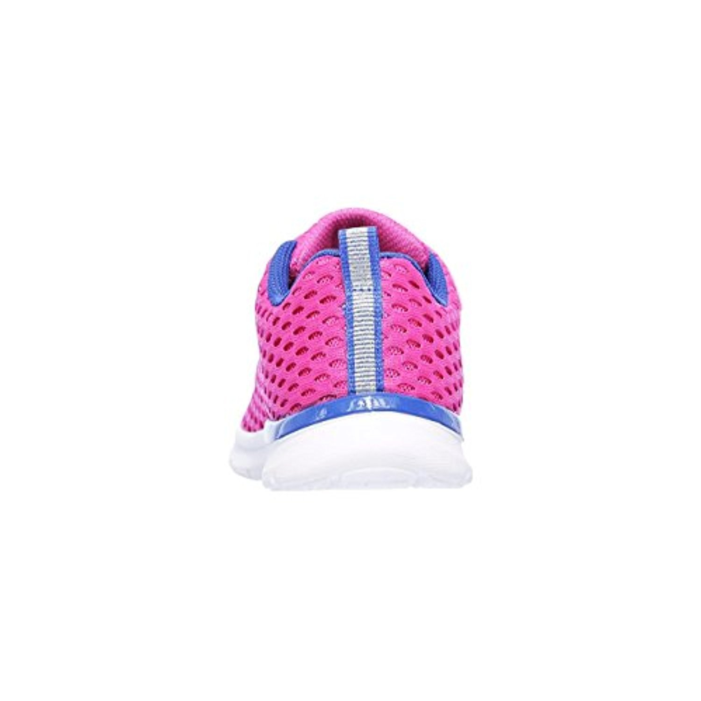 Skechers Toddler Girls Skech-Lite-Meshy Magic Hot Pink Sneaker