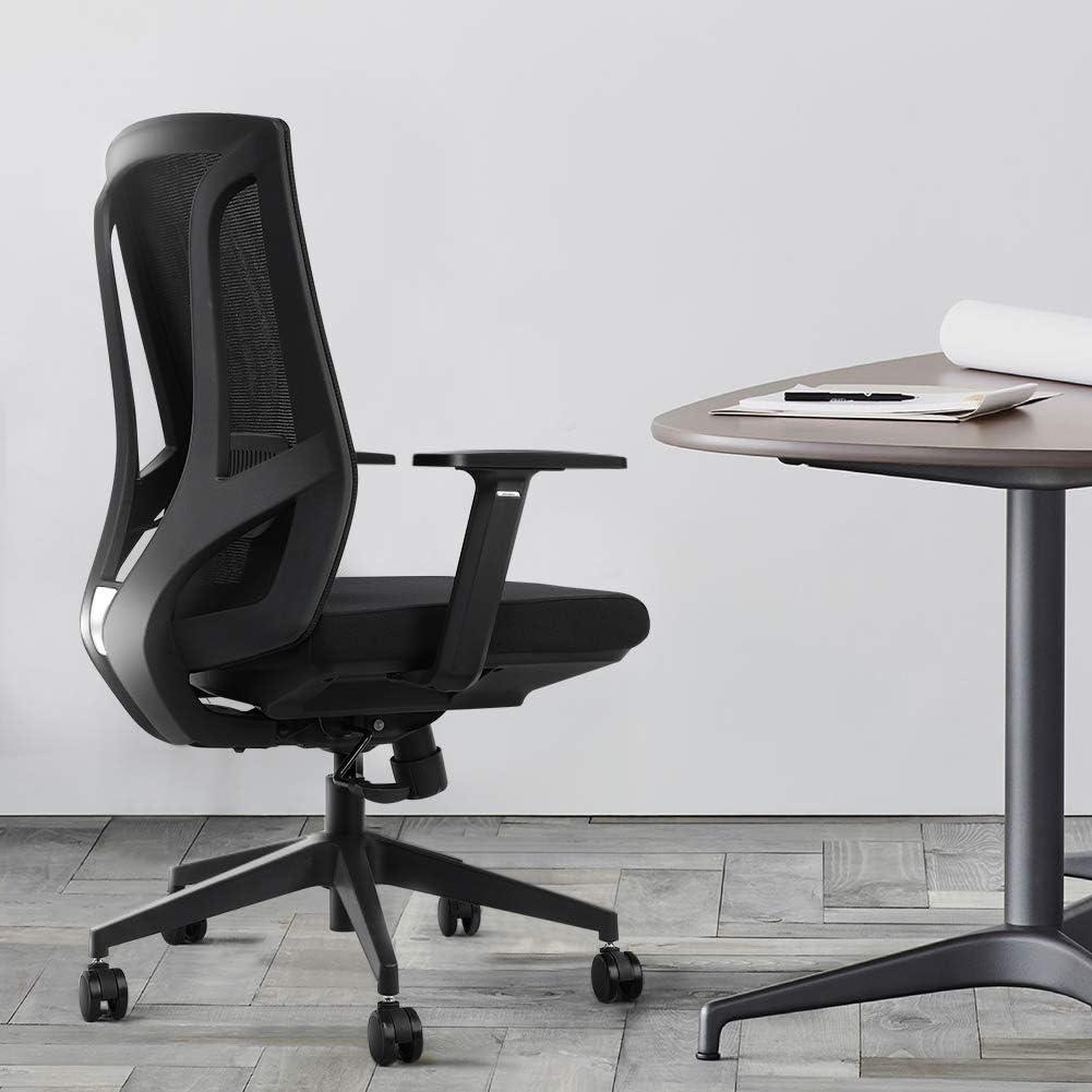 Bürostuhl bis 200 kg belastbar