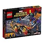 LEGO Super Heroes 76058 Spider Man: Ghost Rider Team up Building Kit 217 Piece