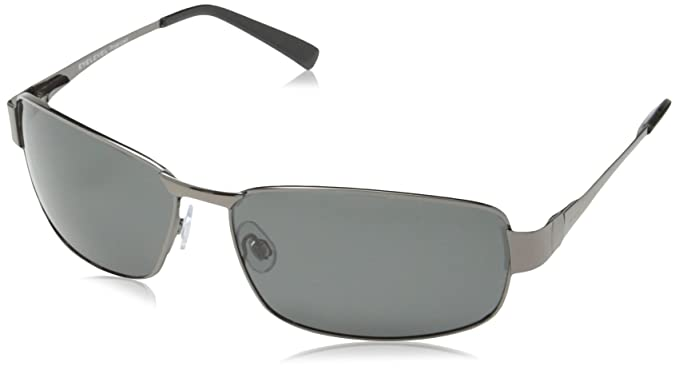 Eyelevel Magenta 1 - Gafas de sol polarizadas unisex, color gris, talla única