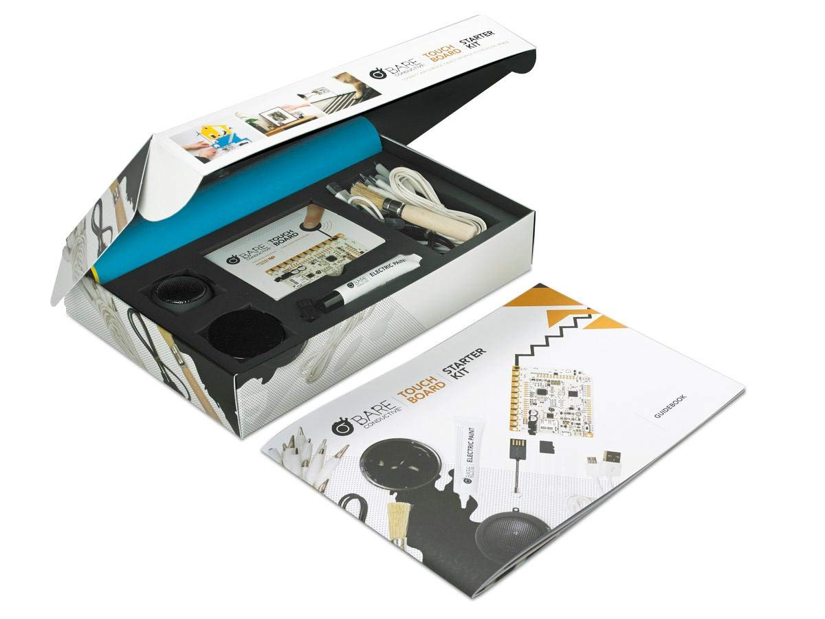 Bare Conductive Touch Board Starter Kit CE