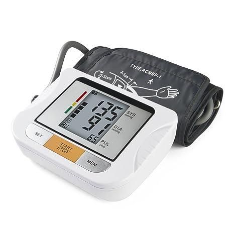 Toto Care – Tensiómetro de brazo – Tensiómetro con manguito para dos usuarios (2 x