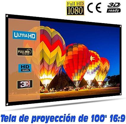 Tela de proyección Lux-Screen Formato 100