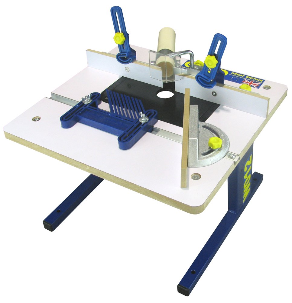 Charnwood w012 bench top router table white amazon diy tools greentooth Gallery
