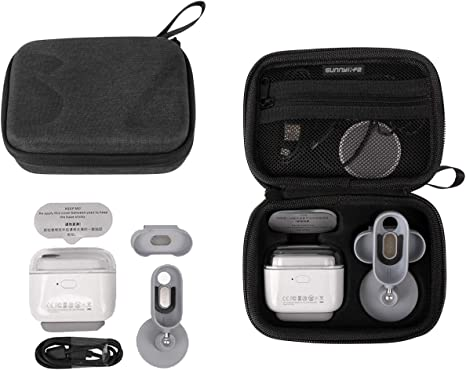 Tineer Mini Estuche para la cámara Insta360 GO: Amazon.es: Electrónica