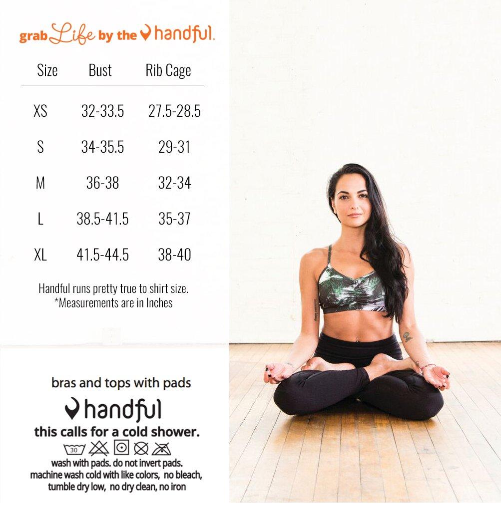 65d544359d96c Handful Adjustable Bra  Amazon.ca  Clothing   Accessories