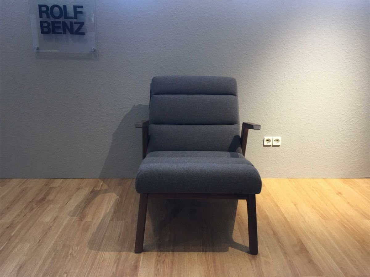 Rolf Benz Sessel Se 580 Ausstellungsstück Amazonde Küche Haushalt