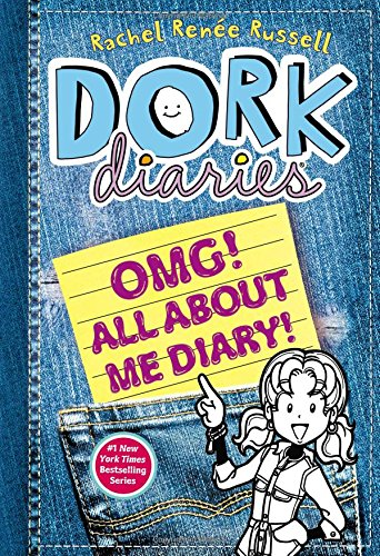 Dork Diaries OMG!: All About Me Diary!, used for sale  Delivered anywhere in USA