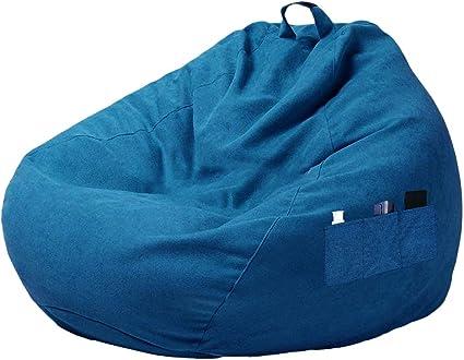 3 misure per la camera da letto Pouf per divano senza imbottitura con tre tasche laterali Yous Auto