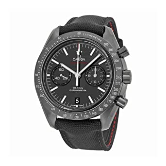 f518e1268e84 Amazon.com  Omega Speedmaster Co-Axial Chronograph