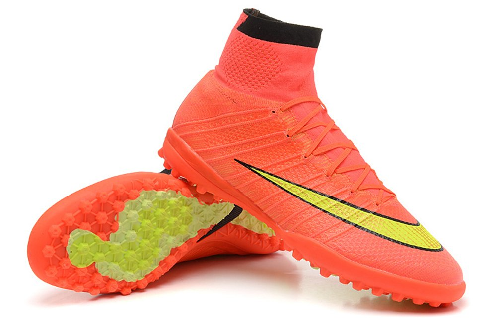 FRANK Football Herren Elastico Superfly TF Fußball Stiefel Schuhe
