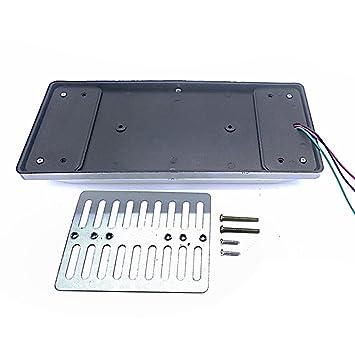 36 luces LED rectangulares para techo de coche, superbrillantes ...
