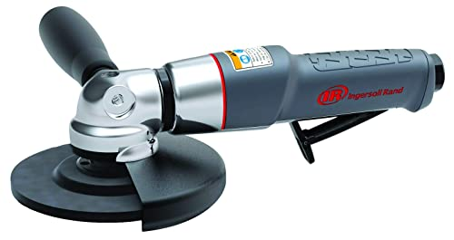 Ingersoll-Rand, 3445MAX, Air Angle Grinder, 12, 000 rpm, 9-5 8 In. L