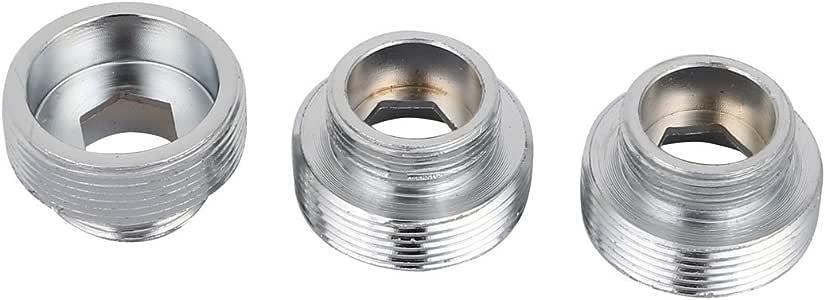 Sourcingmap - Adaptador de llave de metal M22 macho a M16 macho para purificador de agua (3 unidades): Amazon.es: Bricolaje y herramientas