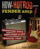 This guidebook shows owners and dreamers the basics of getting the best sound possible out of their Fender amp with simple and advanced modifications. These include essential and fundamental tips like selecting tubes, capacitors, pots...