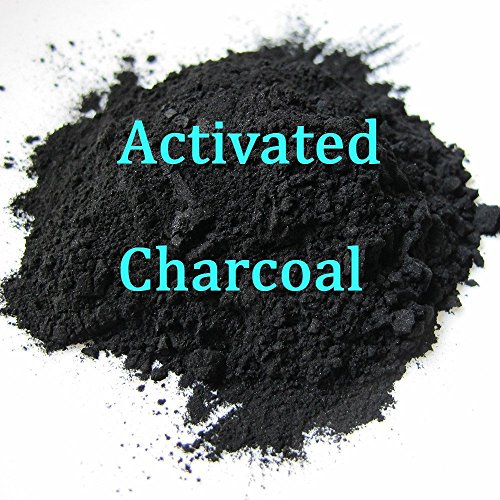 Premium Activated Coconut Charcoal Powder Fine Food Grade