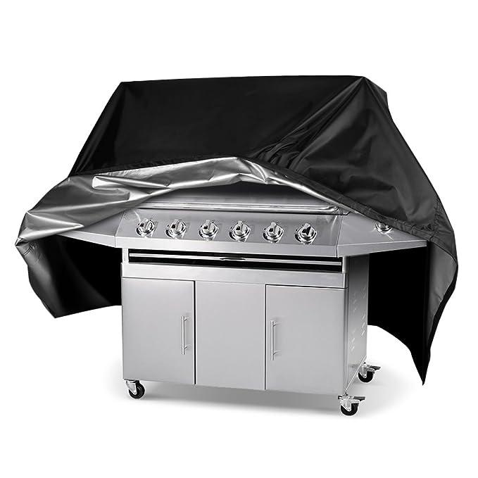 47 opinioni per GHB Coperchio Copri Barbecue Copertina BarbecueCopertura Barbecue Telo di